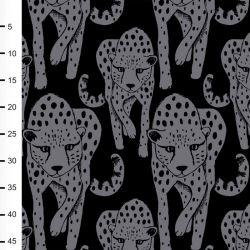 Jersey bio cheetah gris