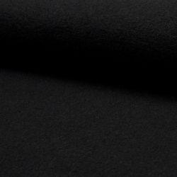 Laine bouillie souple noire