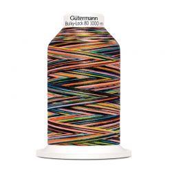 Fil Gütermann bulky-lock multicolore vif