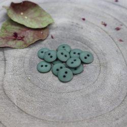 Bouton Atelier Brunette classic mat 10 mm cactus