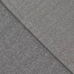 Jersey viscose lurex gris/argent