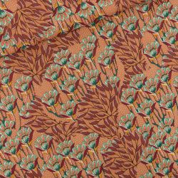 Viscose gilly flowers