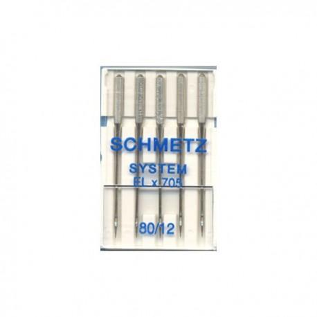 Aiguilles Schmetz ELX 705