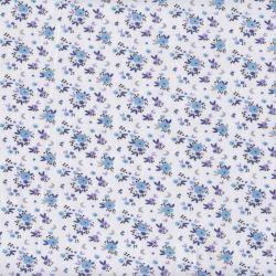 Jersey fledi blanc/bleu