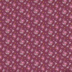 Jersey flomi framboise/rose