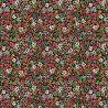 Coton clématite rouge