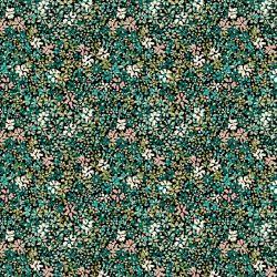 Coton clématite vert