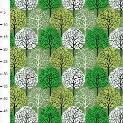 Jersey seasons vert forêt/vert pomme