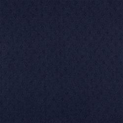 Jersey pointelle navy