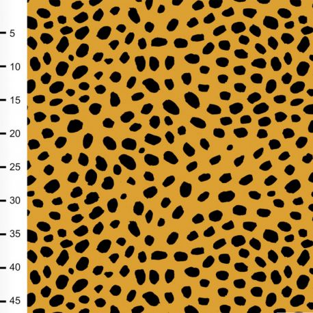 Sweat bio cheetah dots ocre