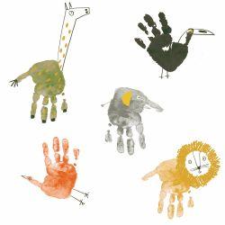 Jersey animal hands