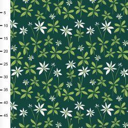 Jersey bio starflower vert foncé