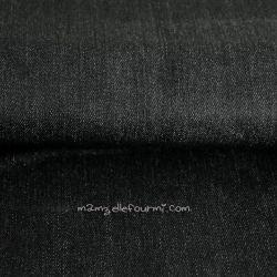 Jean stretch souple noir
