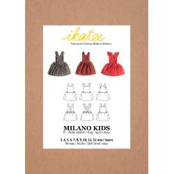 Patron Milano kids