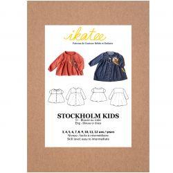 Patron Stockholm duo kids