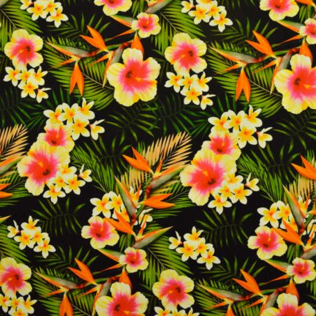 Lycra hibiscus