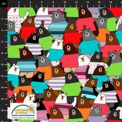 Jersey bears flashy