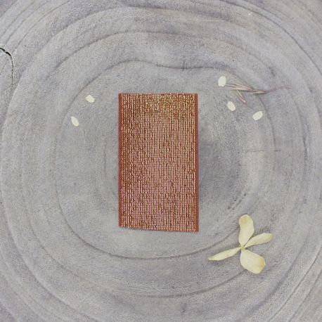 Élastique doré chestnut