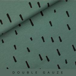 Double gaze swipes