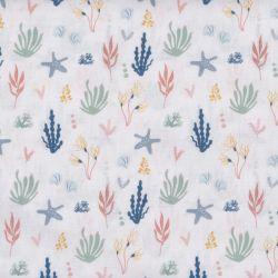 Coton bio hydra flore