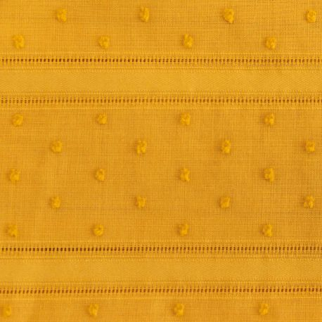 Coton plumetis vintage
