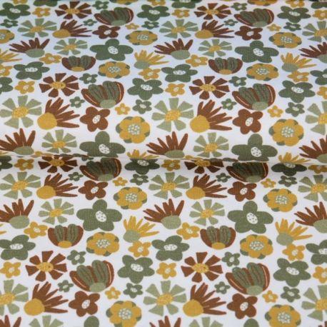 Jersey flower power vert