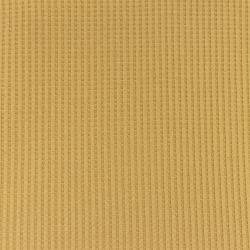 Jersey nid d'abeille camel