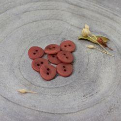 Bouton Atelier Brunette jaipur chestnut 12 mm