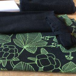 Kit culotte Éternité Variante 1 bio cloudberry vert