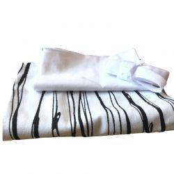 Kit culotte Éternité Variante 1 bio willow blanc