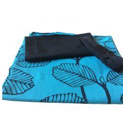 Kit culotte Éternité Variante 1 grande taille bio alder pétrole