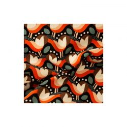 Velours milleraies- Kaleidoscope