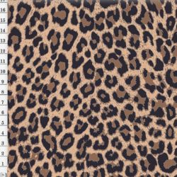 Tulle stretch cheetah