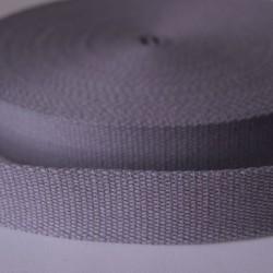 Sangle coton grise