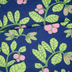 Jersey bio lingonberry blueberry/vert pomme