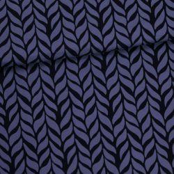 Jersey bio plait blueberry