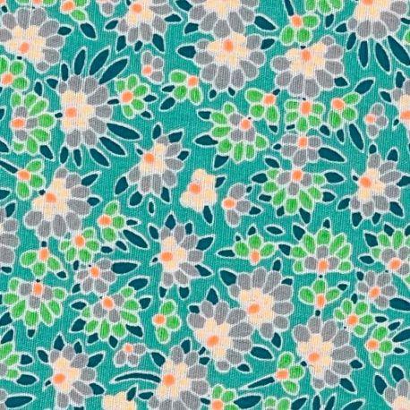 Coton calendula vert