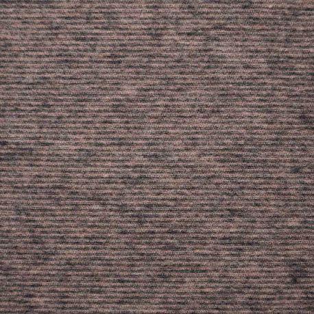 Jersey multi stripes make up/anthracite