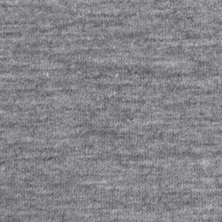 Sweat gris chiné