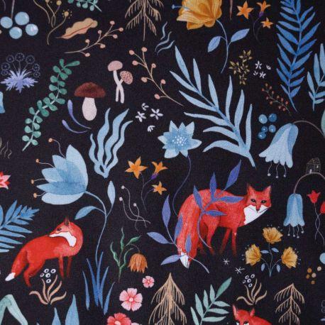 Softshell dark forest