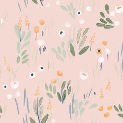 Softshell detective flowers