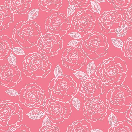 Sweat molletonné ballerinas roses