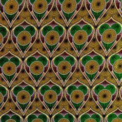 Wax love jaune/vert