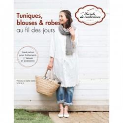 Tuniques, blouses et robes au fil des jours