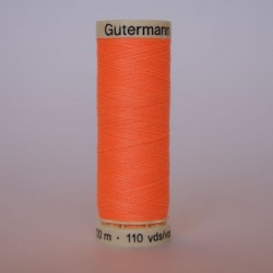 Fil Gütermann 100m orange fluo