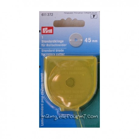 Lame pour cutter Prym 45 mm