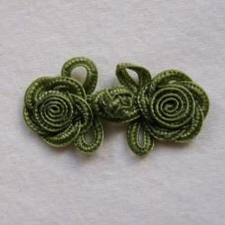 Brandebourg fleur vert
