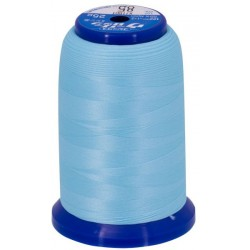 Fil mousse turquoise 85