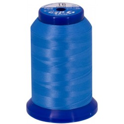 Fil mousse Fujix bleu azur 91
