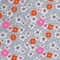 Coton fleur des iles gris